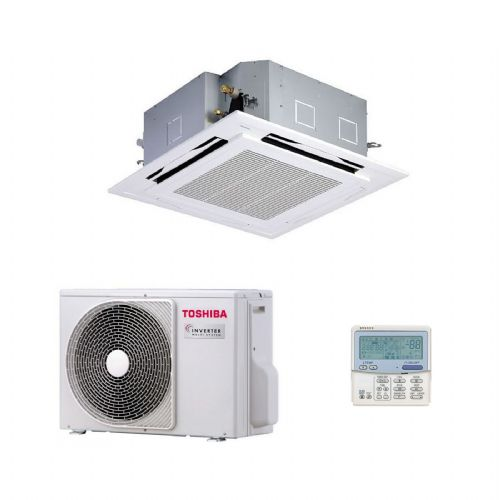 Toshiba Air Conditioning Heat Pump Cassette RAV-SM564UTP-E 5Kw/18000Btu Digital Inverter A++ 240V~50Hz